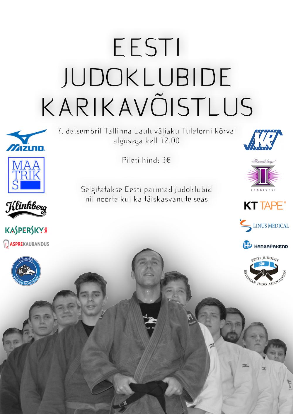 KlubideKarikas plakat 2014