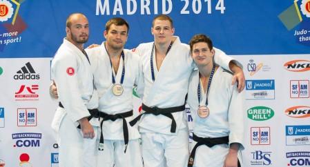 Marmeljukile Madridi MK-lt hõbemedal!