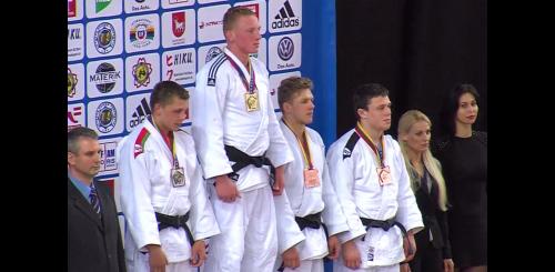 Klen Kaljulaid võitis Kaunases pronksmedali!