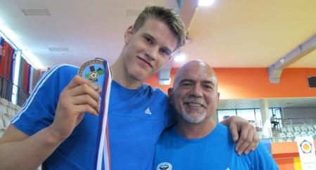 Otto-Krister Imala võitis Prahas pronksmedali!