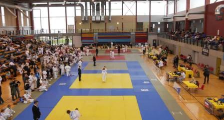 Nädalavahetusel toimub Eesti suurim judoturniir