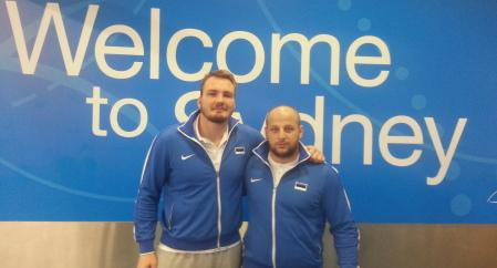 Juhan ja Grigori naasevad Austraaliast MK pronksmedalitega!