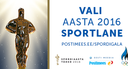 Aasta Sportlane 2016