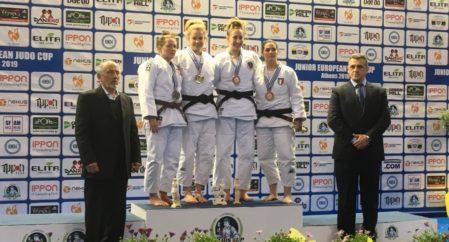 Annika Karilaid võitis Ateena Euroopa Karikaetapi!